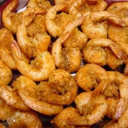Old Bay Steamed Shrimp