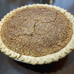 Old-Fashion Oatmeal Pie