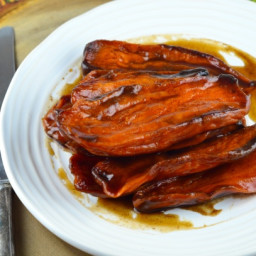 Old Fashioned Candied Yams