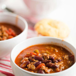 Old Fashioned Chili Recipe