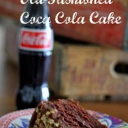 Old Fashioned Coca Cola Cake