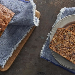 Old-Fashioned Date-Nut Bread