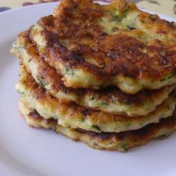 Old-Fashioned Italian Zucchini Fritters Recipe