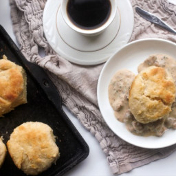 Old-Fashioned Lard Biscuits