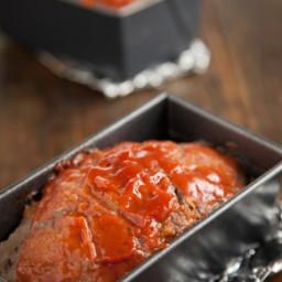Old-fashioned Meatloaf – A.K.A Basic Meatloaf