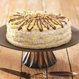 Old-Fashioned Poppy Seed Torte Recipe
