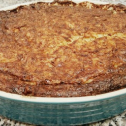 Old Fashioned Potato Kugel Recipe