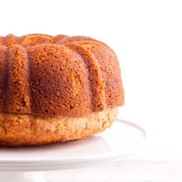 Old Fashioned Pound Cake - Reader Recipe