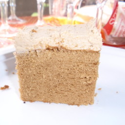Old Fashioned Root Beer Float Cake