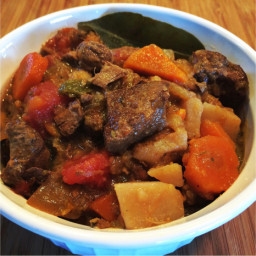 Old Fashioned Slow Cooker Stew