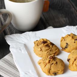 Old-Fashioned Soft Pumpkin Raisin Cookies