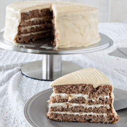 Old-Fashioned Spice Cake