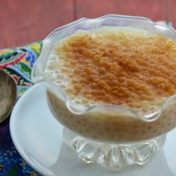 Old Fashioned Tapioca Pudding