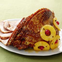 Old-Fashioned Holiday Glazed Ham