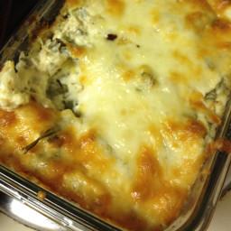 Olive Garden Hot Artichoke & Spinach Dip