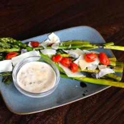 Olive Garden Parmesan Roasted Asparagus