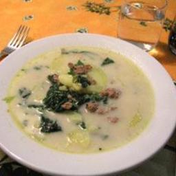 Olive Garden Style Zuppa Toscana