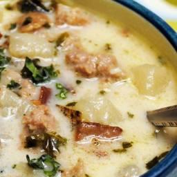 Olive Garden Zuppa Toscana Soup