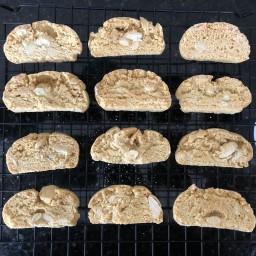 Olive Oil Biscotti Recipe- Traditional Italian Recipe