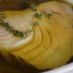 Olive Oil-Poached Tuna  Recipe