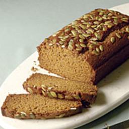 Olive Oil Pumpkin Bread