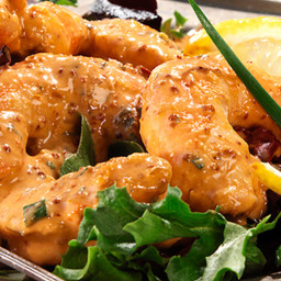 Olivia's Spicy Mardi Gras Shrimp