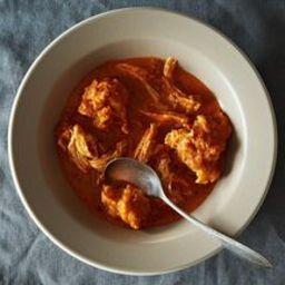 Omas Chicken Paprikash
