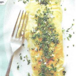 Omelet in Fines Herbs