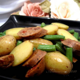 One Pan Fall Dinner