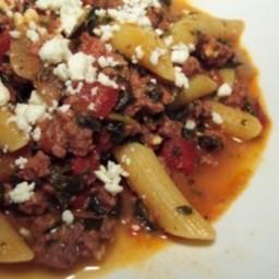 One Pan Greek Skillet Supper
