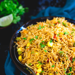 One Pot Mexican Rice