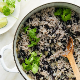 One-Pot Rice and Beans