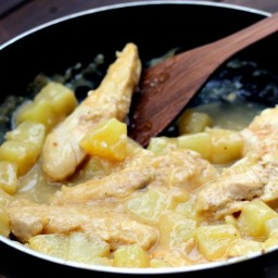 One Skillet Sweet Pineapple Chicken