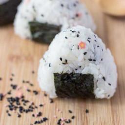 Onigiri Recipe - The Simple Japanese Rice Ball Snack