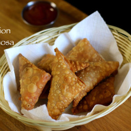 onion samosa recipe | irani samosa recipe | patti samosa recipe