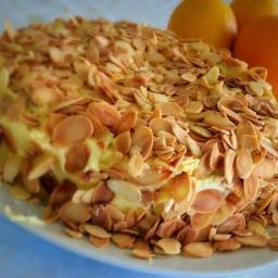 Orange and Almond Flourless Cake