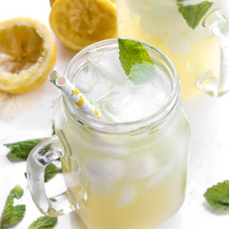 Orange Blossom Lemonade