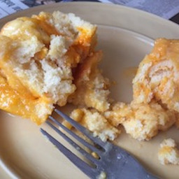 Orange Butter Rolls