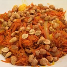 Orange & Carrot Stir-Fry