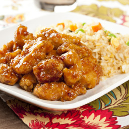 Orange Chicken For Diabetics