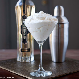 Orange Cointreau Whipped Cream