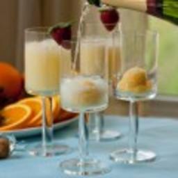 Orange Cream Mimosa