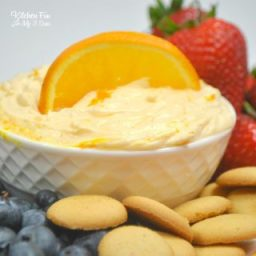 Orange Creamsicle Dip