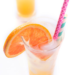 Orange Ginger Spritzer