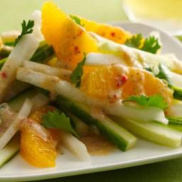 Orange & Jicama Salad