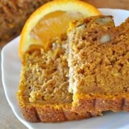 Orange Pumpkin Loaf