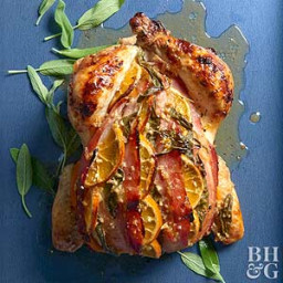 Orange-Roasted Chicken