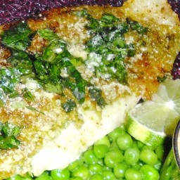 Orange Roughy Florentine
