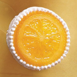 Orange-Vanilla Bean Cupcakes