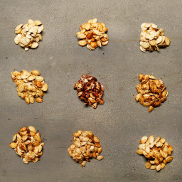 Orange Zest Pumpkin Seeds